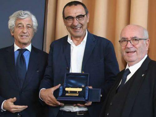 """Vitiello a RTN: """"Panchina d'Oro a Sarri? Chi critica la scelta farebbe bene ad informarsi"""""""