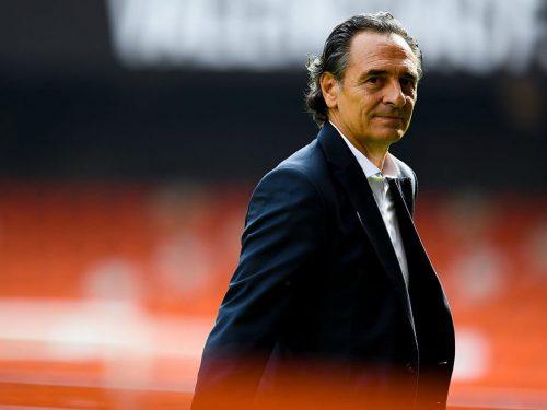 """Prandelli: """"Domani due grandi partite. Var strumento democratico, sull'esonero di Andreazzoli…"""""""