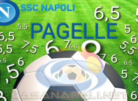 Chievo – Napoli: le pagelle degli azzurri