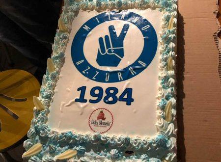 Milano Azzurra: 35 anni di storia ed un po' in più…