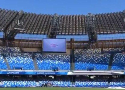 Napoli-Lazio (3-1) chiude un campionato anomalo e privo di un particolare significato